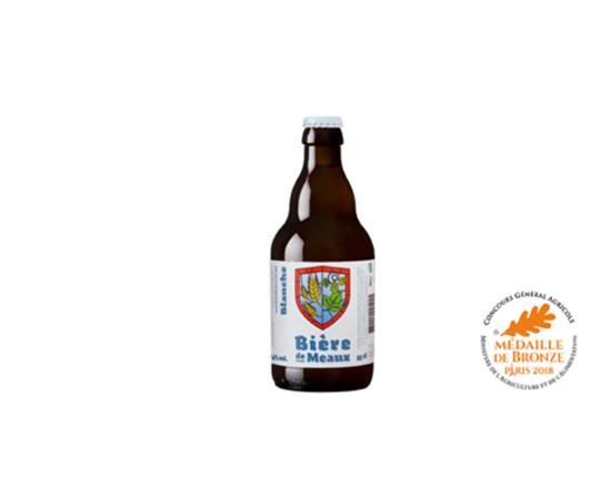 Blanche de Meaux Bière 33cl